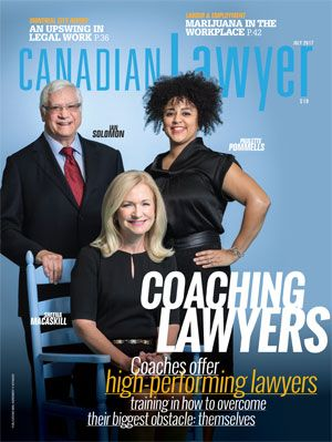21st century lawyer CANADIAN Lawyer